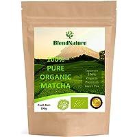 Té Verde Matcha Orgánico Japonés 100gram. Premium Bio