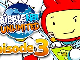 Amazon com: Watch Clip: Scribblenauts Unlimited Gameplay