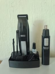 wahl mustache and beard trimmer with bonus. Black Bedroom Furniture Sets. Home Design Ideas