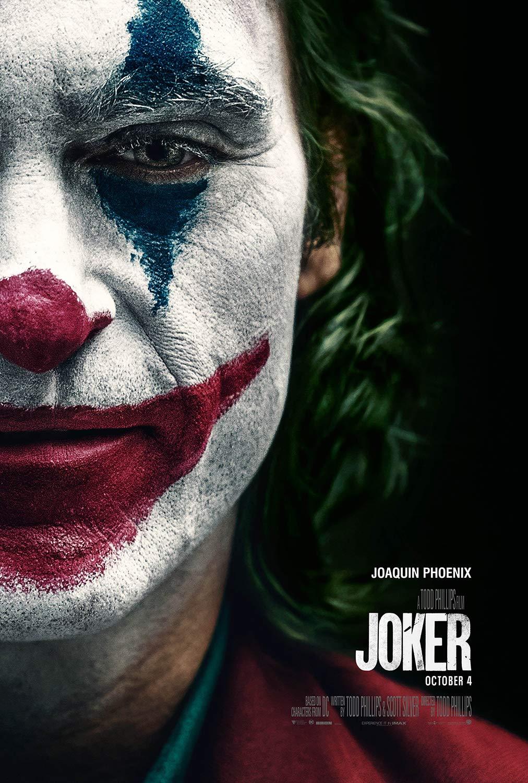 Image result for joker movie poster