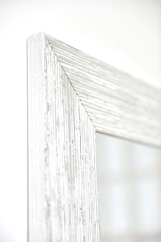 Specchio da Parete Nevio 50 x 50 cm Grigio Cemento nielsen HOME