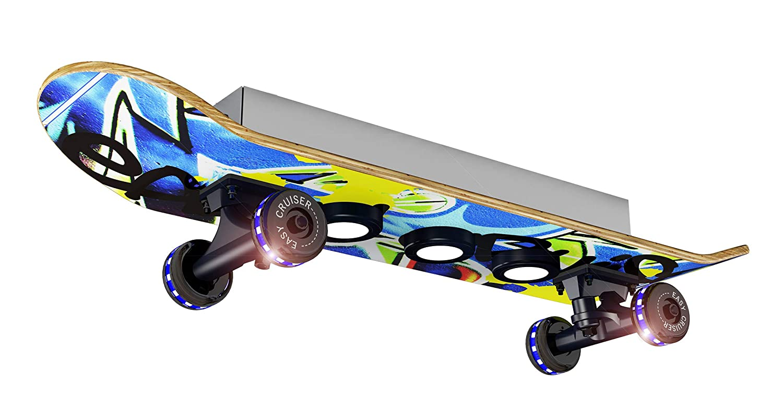 Evotec Easy Cruiser Graffiti - Lámpara de techo con 7 luces ...