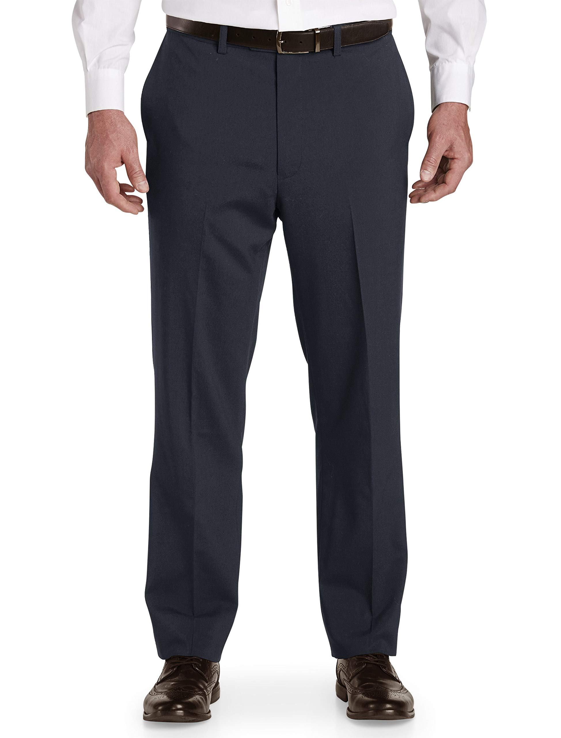 Gold Series by DXL Big and Tall Perfect Fit Suit Pants by Gold Series