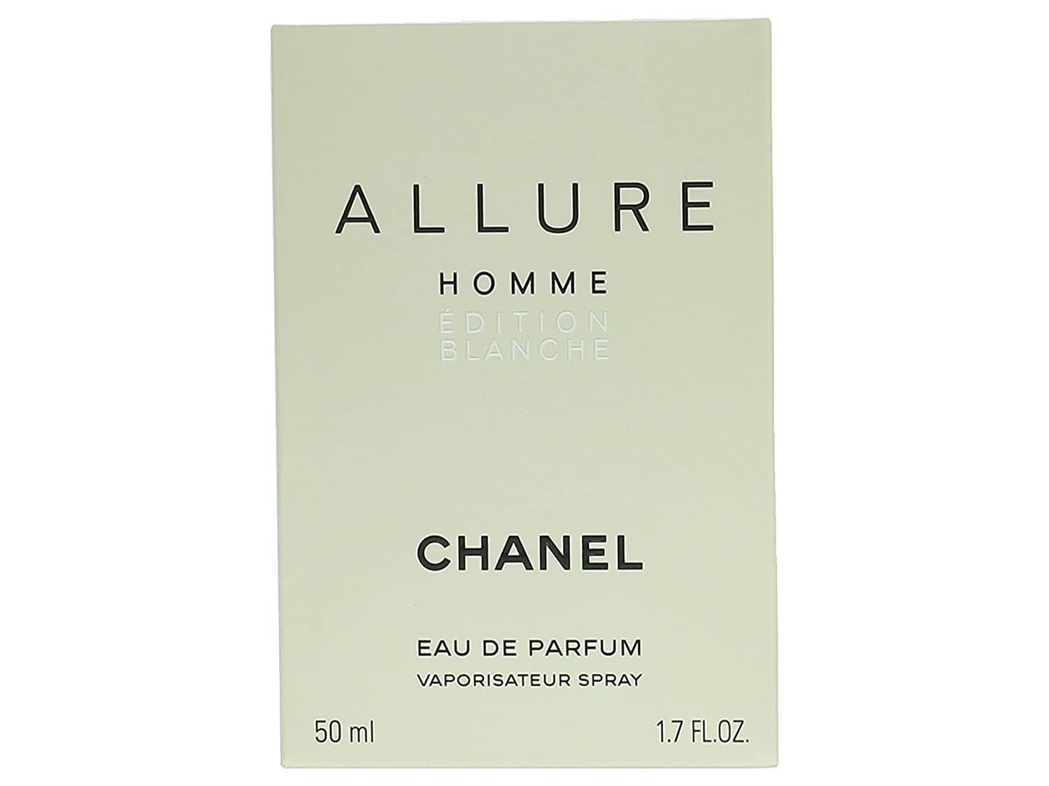 Chanel - Allure homme blanche Eau De Parfum 50 ml vapo: Amazon.es: Belleza
