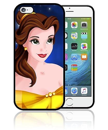 Coque iPhone 4S 5S SE 5C 6S 7 8 Plus X XS MAX XR La Belle et La ...