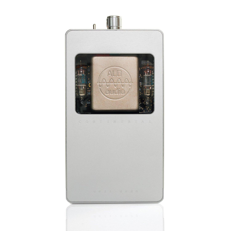 ALO audio Continental Dual Mono Silver ALO-4457 B0126RCIEU シルバー シルバー