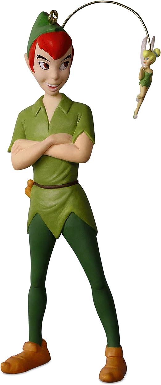 Disney Tinker Bell Glass Globe Sketchbook Ornament Disney Store Peter Pan Snow