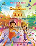 3-in-1 Book of Chhota Bheem and the Throne of Bali