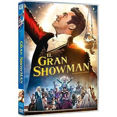 El Gran Showman [DVD]
