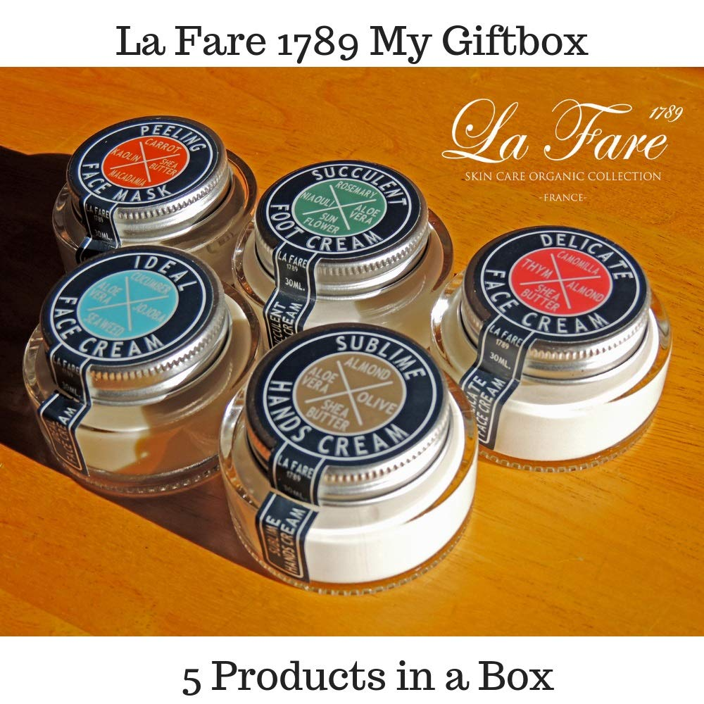 La Fare 1789 My Giftbox - Caja regalo: Amazon.es: Belleza