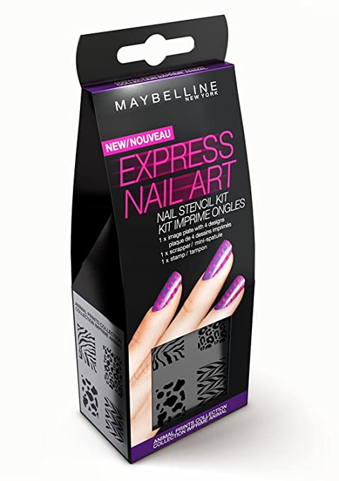 Buy Maybelline Express Nail Art Kit By Maybelline Online At Low