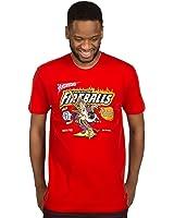 Hearthstone Men's Antonidas' Fireballs Premium T-Shirt