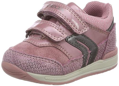 b0b09c6149782 Geox Baby B Rishon Girl a Low-Top Sneakers  Amazon.co.uk  Shoes   Bags