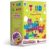 Tand Kids - Monstrinhos, Toyster Brinquedos, Colorido