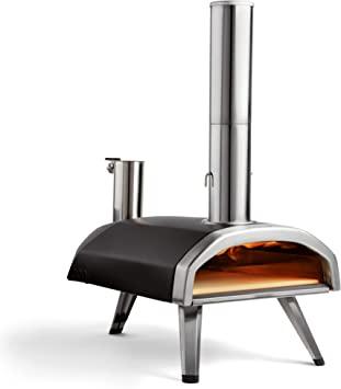 Portable Hard Wood Pellet Pizza Oven
