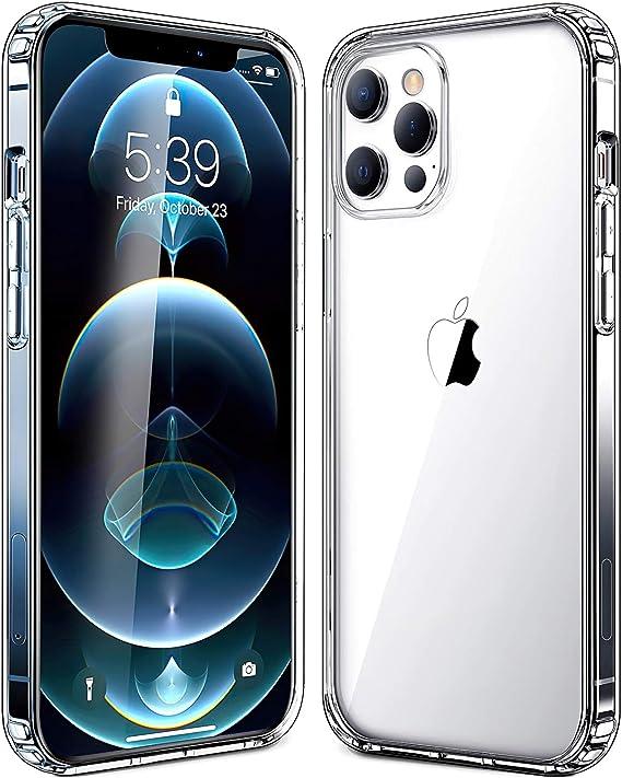 Seomusen Ultra Crystal Hülle Kompatibel Mit Iphone 12 Elektronik