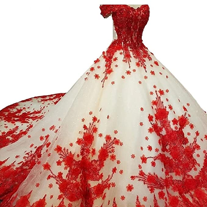 Red Gown In Amazon Clearance Shop