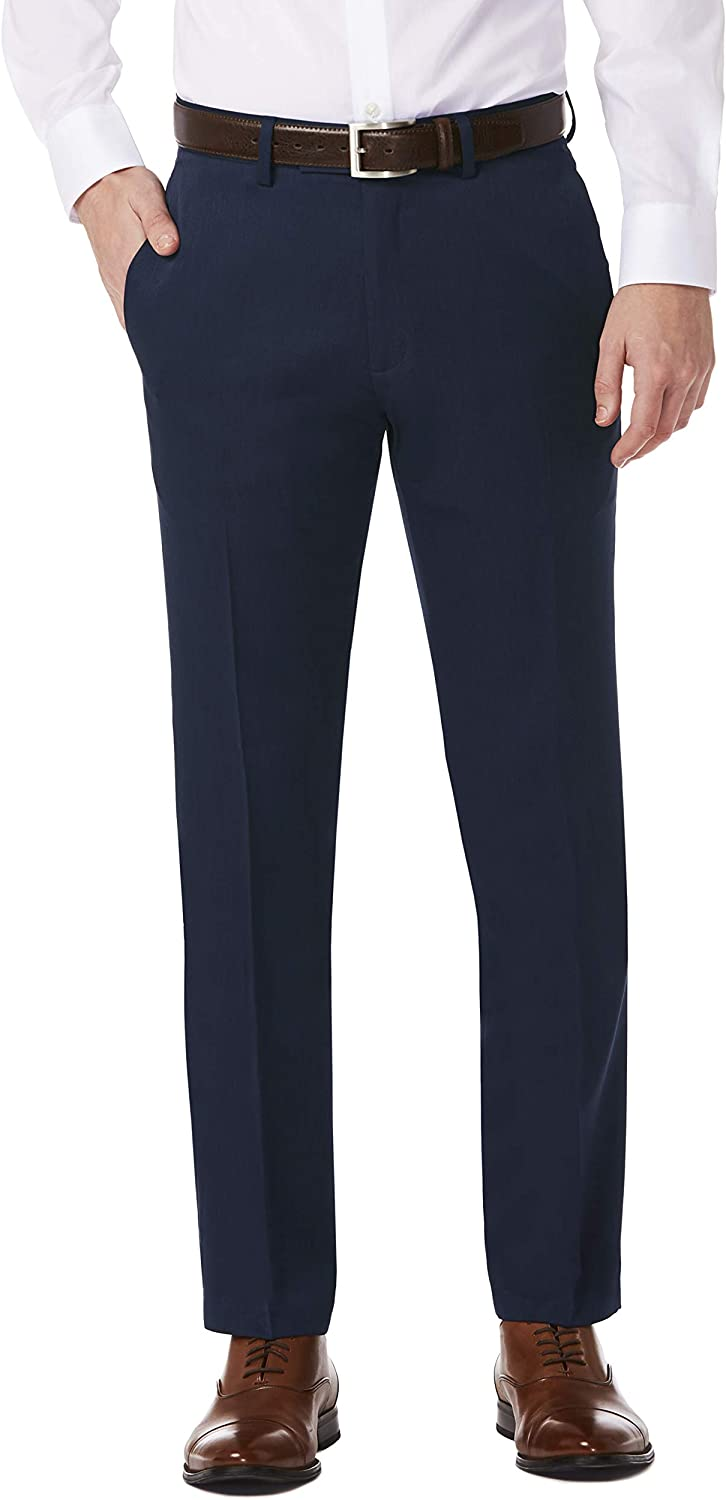 Kenneth Cole Reaction Mens Heather Slim Fit Dress Pants Trousers BHFO 6650