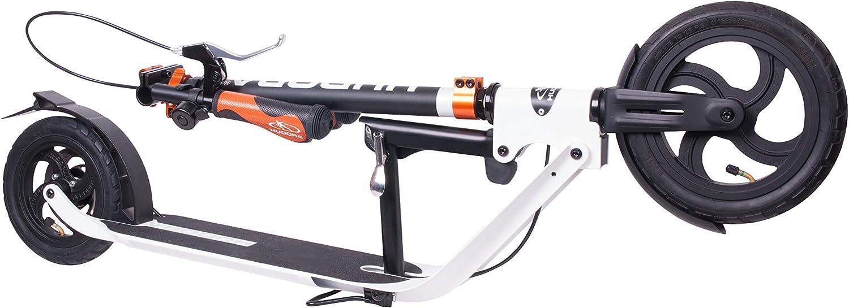 Amazon.com: HUDORA AIR 230 - Patinete de aluminio con doble ...