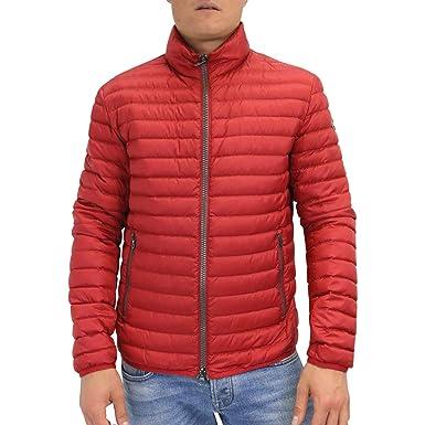 new style 444d4 3d7fa COLMAR Herren leichte Daunenjacke Rot: Amazon.de: Bekleidung
