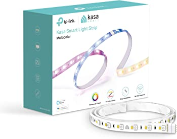 TP-Link Kasa Smart Multicolor WiFi LED Light Strip