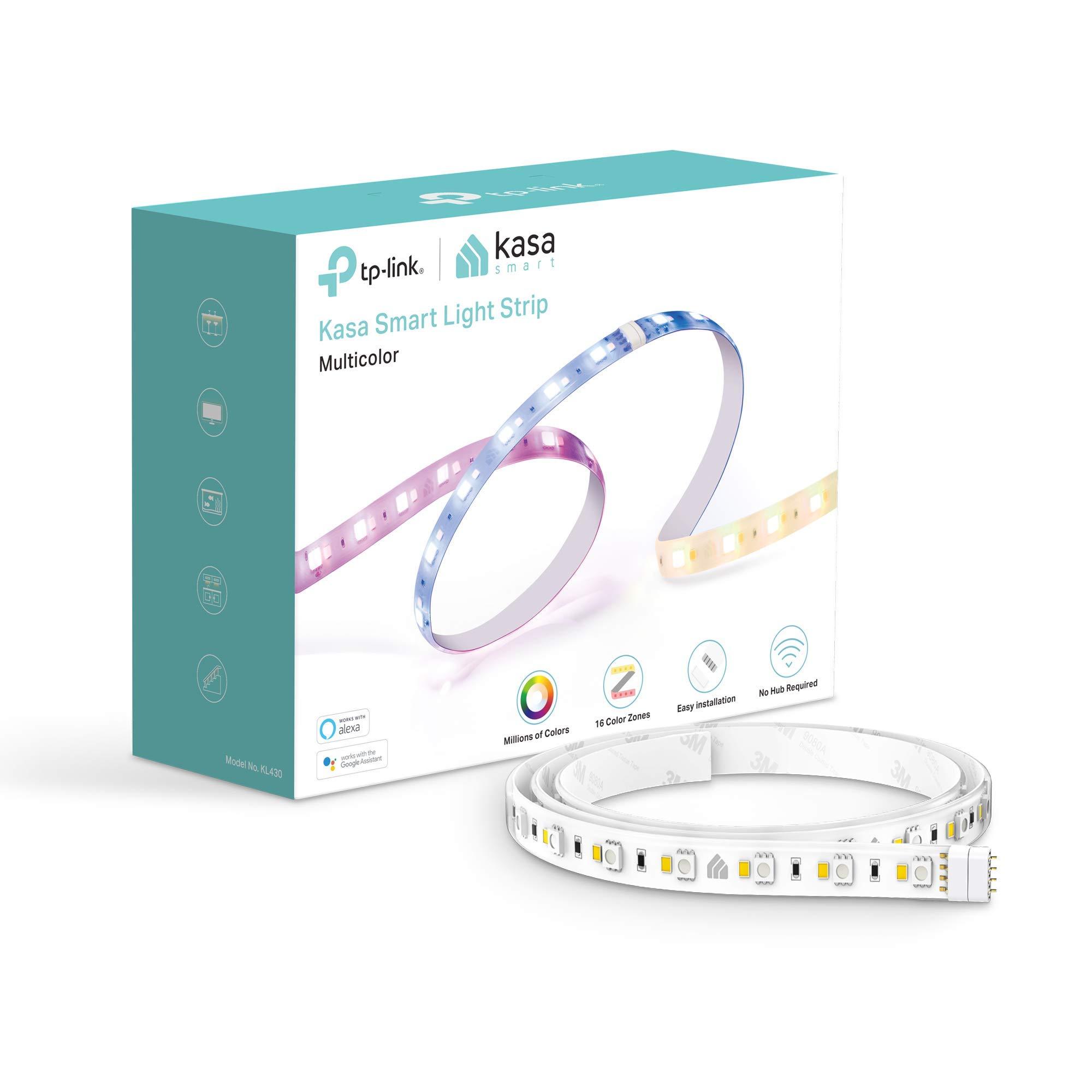 Kasa Smart TP-Link KL430, Multicolor Smart Light Strip