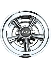 Image Result For Ss Hub Caps For Golf Cart