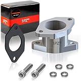 1PZ IM3-MA1 CNC 6061-T6 Aluminum Carburetor Intake Manifold Boot Joint For Yamaha Warrior YFM350 YFM 350 87-04 ATV Quad…