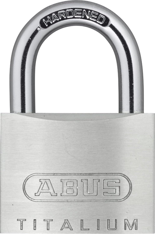 ABUS 58595 Cadenas 30 mm Argent