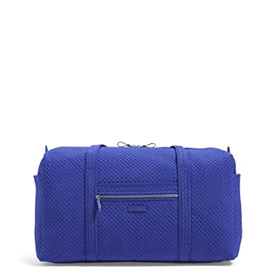 Vera Bradley Microfiber Large Travel Duffle Bag