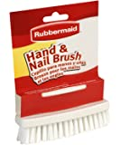 "Rubbermid Hand & Nail Brush 4-1/4"" X 1-3/8"" (FGG11112)"