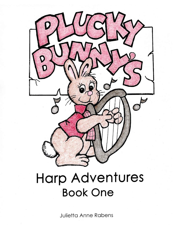 Plucky Bunnys Harp Adventures Book 1: Volume 1: Amazon.es ...