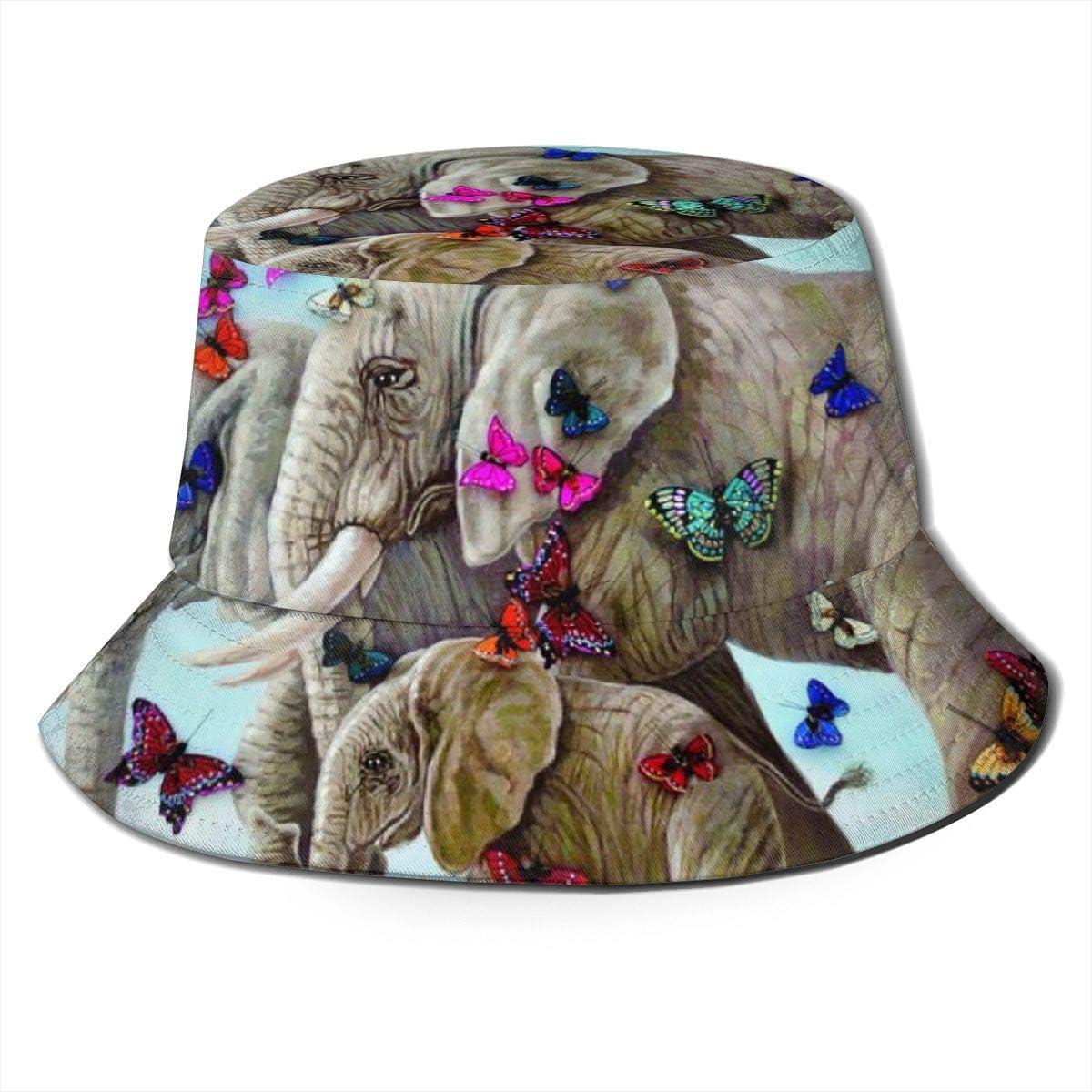 Elephant Butterfly Bucket...