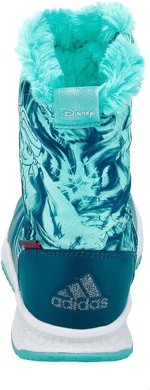 adidas Unisex Kinder DY Frozen RapidaSnow C Fitnessschuhe