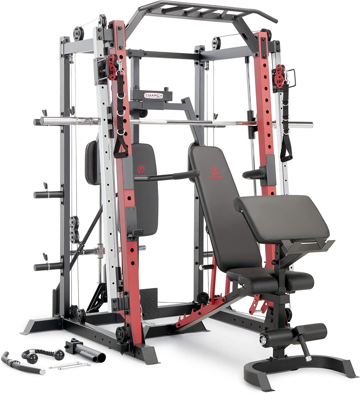 Best Home Gyms (2021): Top 10 Amazing Workout Equipment 12