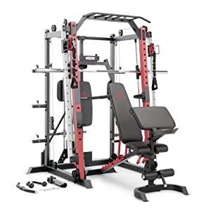 Marcy Smith Machine Cage System with Detached Bench SM-4033