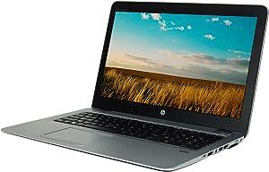 HP 850 G3 15.6 inches Laptop, Core i5-6200U 2.3GHz, 8GB RAM, 256GB Solid State Drive, Windows 10 Pro 64bit (Renewed)