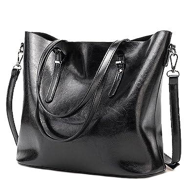 SiMYEER Women Top Handle Satchel Handbags Shoulder Bag Top Purse ...
