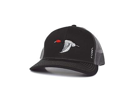 c0ceda02c8b Amazon.com  Hunting and Fishing Depot Redhead Snapback