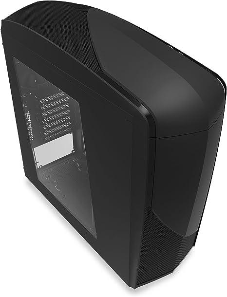 NZXT - Caja de Ordenador Phantom 240 Formato ATX con Ventana (CA ...