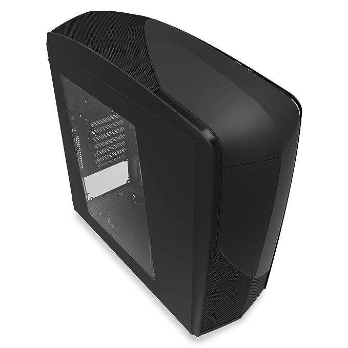3 opinioni per Nzxt CA-PH240-B7 Phantom 240 Cassa da Gaming per PC, Nero