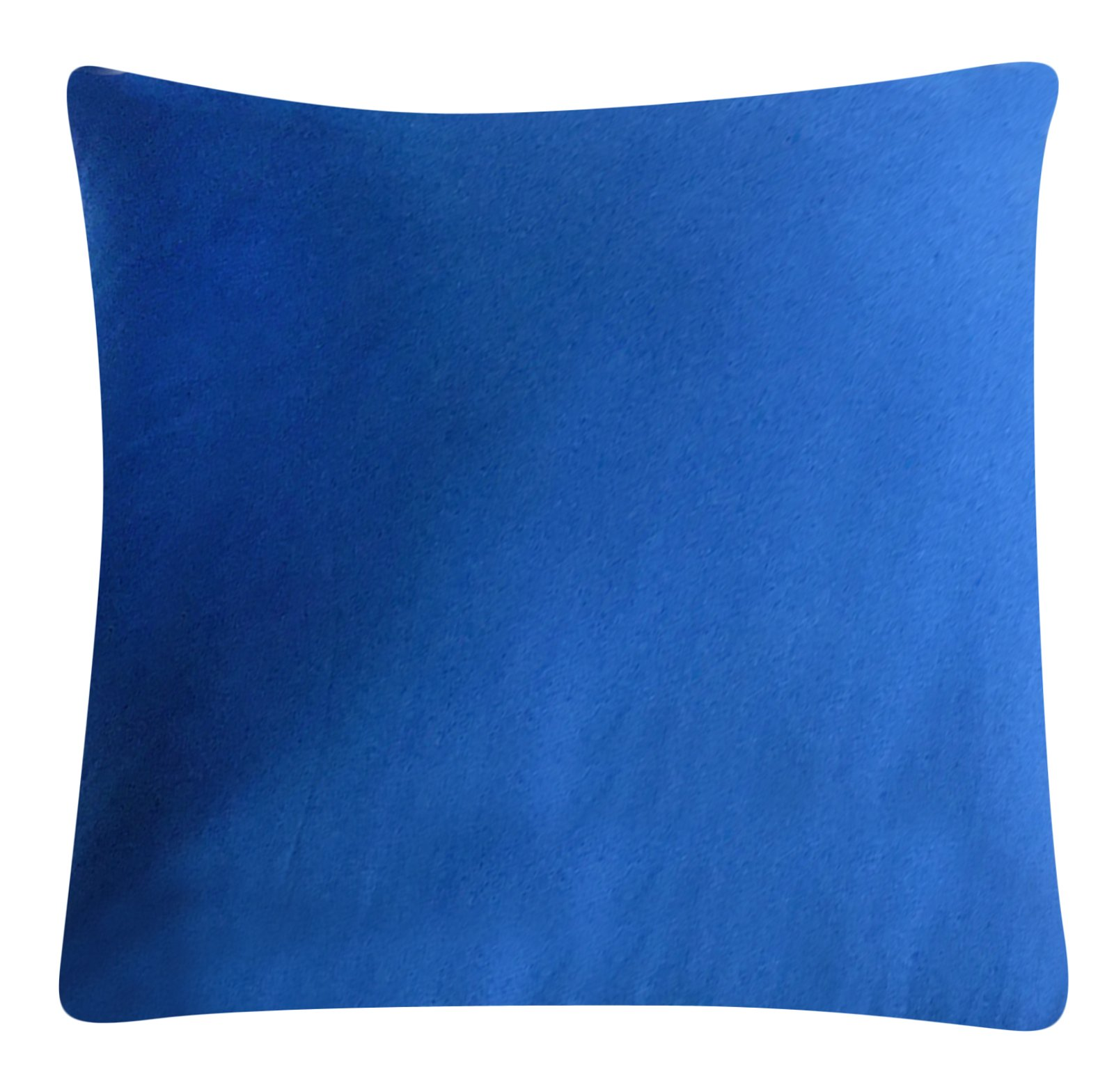 Lushomes Blue Poly Pillow Insert Square Cushion Filler 16'' x 16'' - Packs Available by LUSHOMES