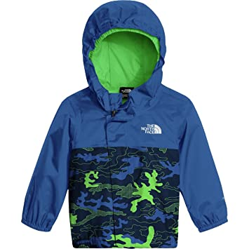 9c4d22c2662e The North Face Infant Tailout Rain Jacket Cosmic Blue Griddy ...