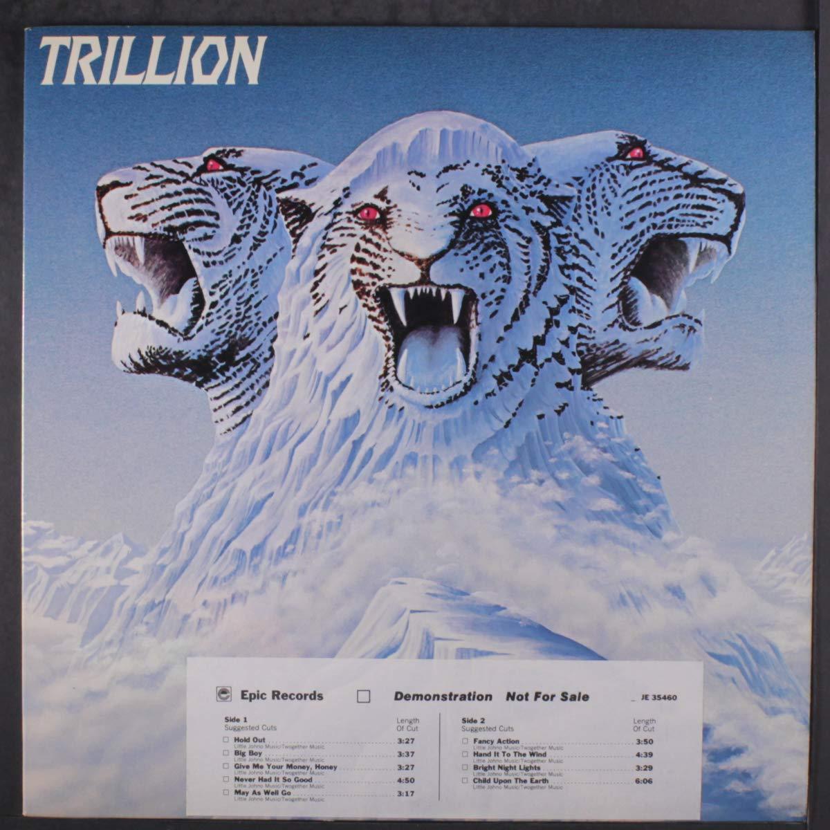 trillion: TRILLION: Amazon.es: Música