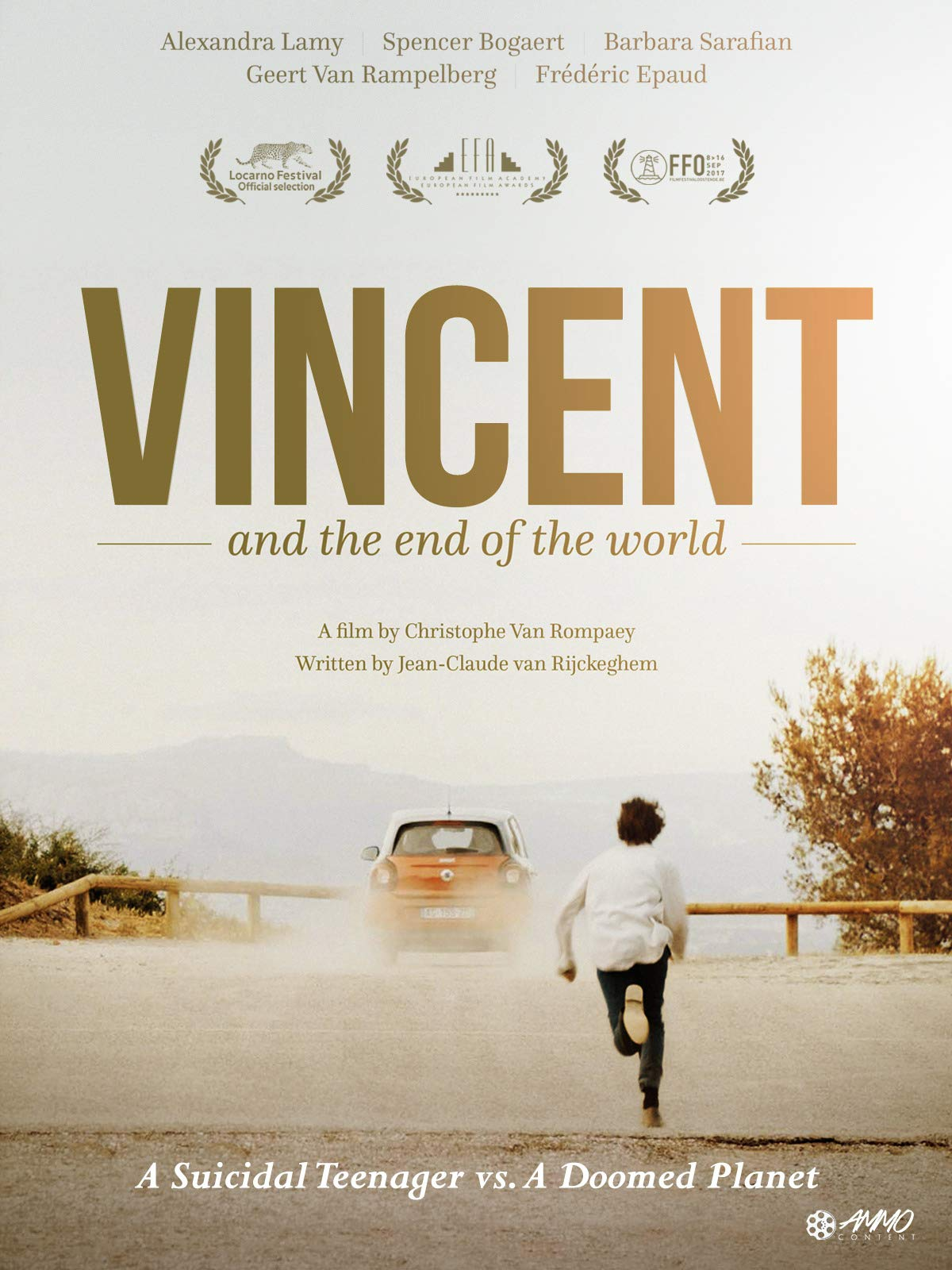 Amazon Com Watch Vincent And The End Of The World Prime Video