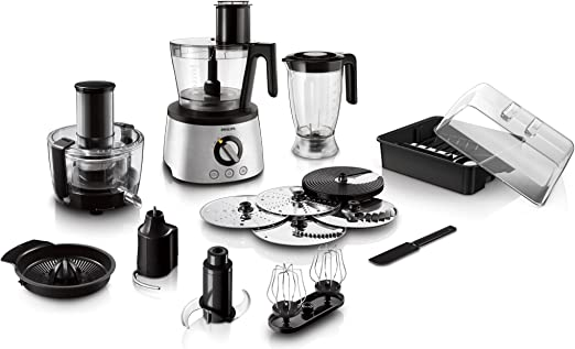 Philips Avance Collection HR7778 - Robot de cocina (Acero ...