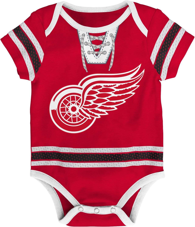 Outerstuff NHL Newborn Infants Cherry Picking Creeper Bodysuit