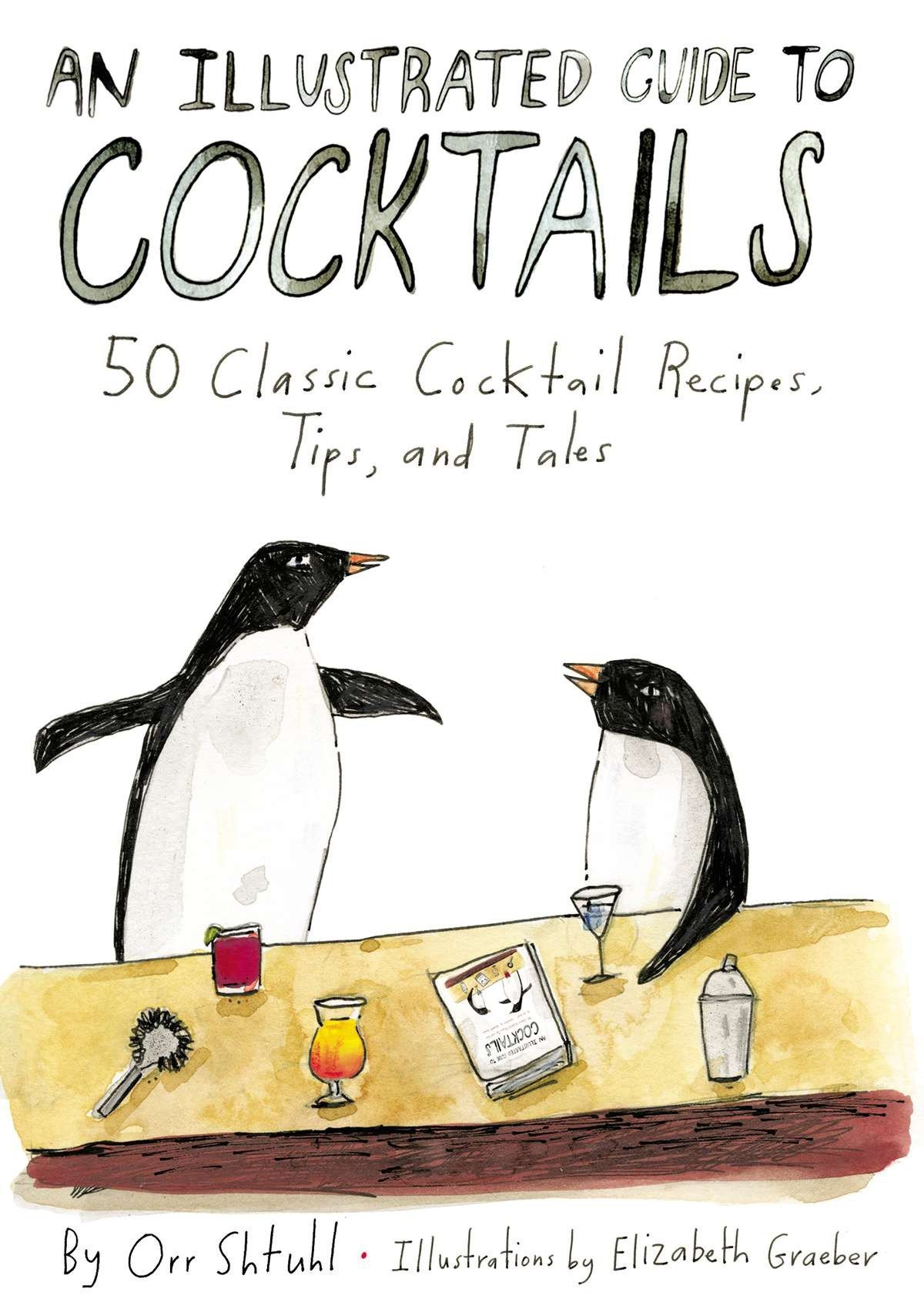 Illustrated Guide Cocktails Classic Cocktail product image