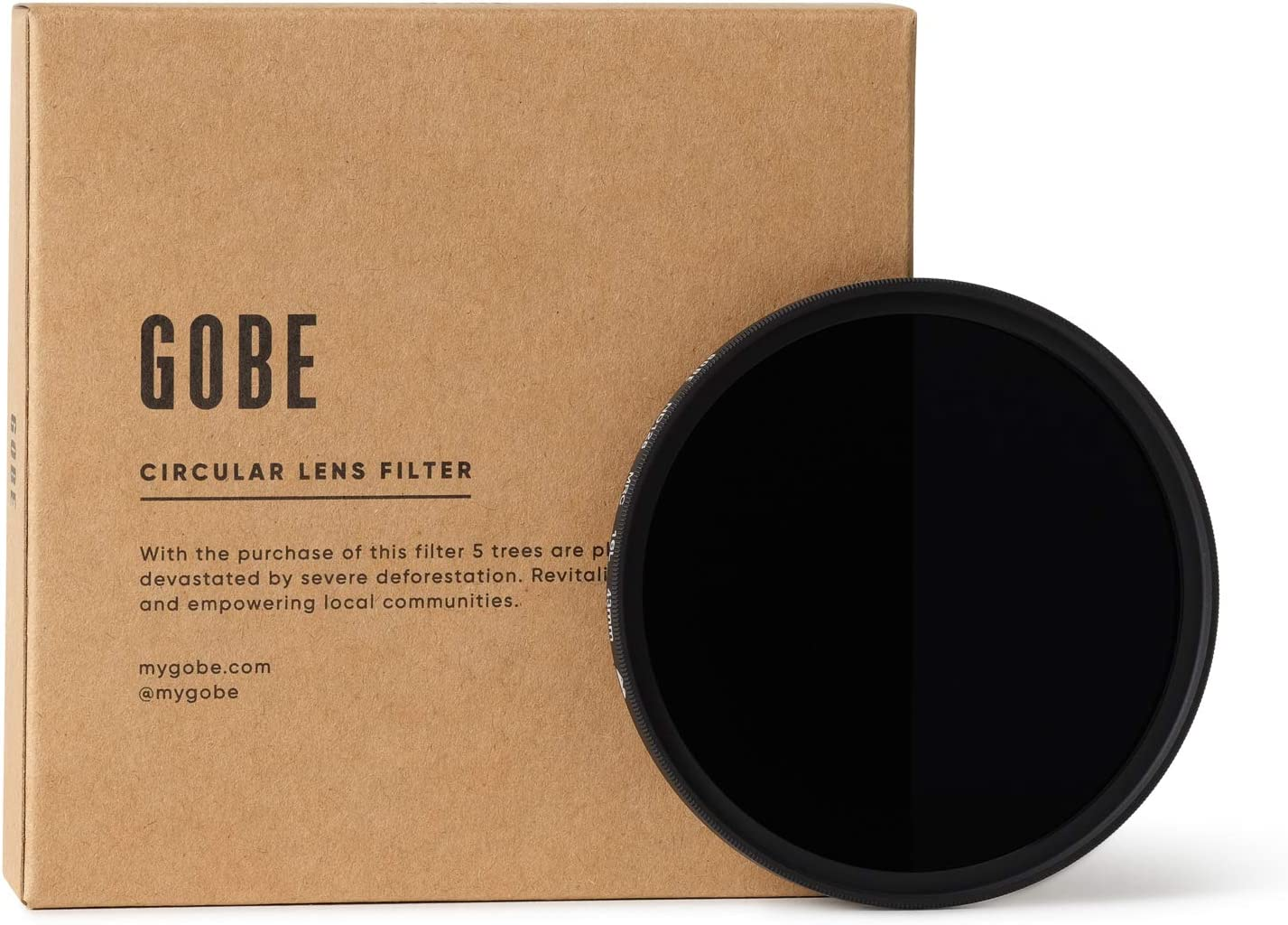 Gobe 43mm ND128 (7 Stop) ND Lens Filter (2Peak)