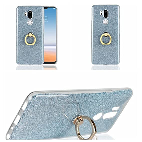 40ea9d7aa69 LG G7 ThinQ Case,LG G7 Case,Gift_Source Ultra Thin Soft Rubber TPU Bling